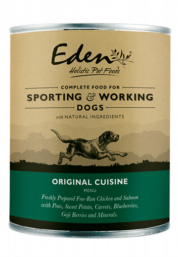 Eden Wet Food For Working & Sporting Dogs - Original Cuisine